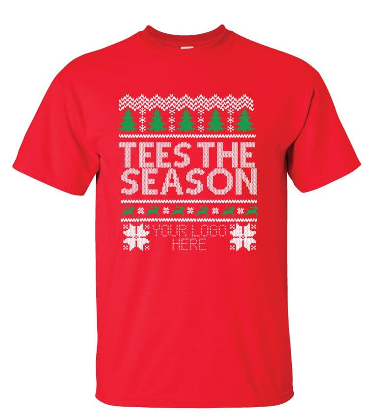 Why Smart Entreprenuers and Teams use Branded Holiday Apparel
