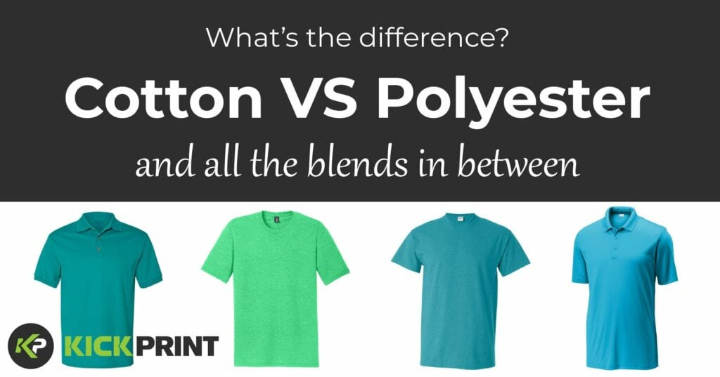 What is the difference between Cotton and Polyester - What Shirt Fabric is Best for You
